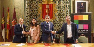 El Ayuntamiento de Cuenca, EOI y Orange se unen para  impulsar el emprendimiento y la economía digital local