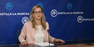 Lola Merino en rueda de prensa 131216 | Liberal de Castilla