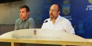20.01.2017 Angel Bachiller y Alejandro Ruiz ediles de Cs | Liberal de Castilla