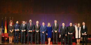 Acto de Honores y Distinciones de la Ciudad de Toledo | Liberal de Castilla