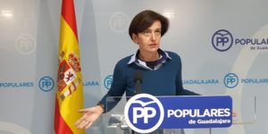 Ana González hoy en rueda de prensa 160117 | Liberal de Castilla