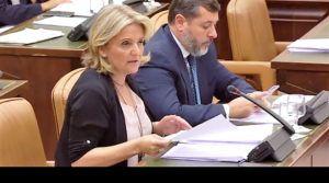 Bonilla durante su comparecencia   Liberal de Castilla