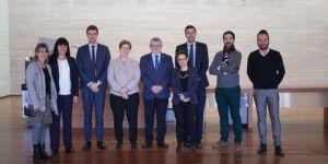 El Gobierno regional y la Academia de Créteil Francia apuestan por el fomento de la cooperación y el desarrollo de actividades educativas | Liberal de Castilla