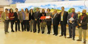 El stand de Castilla La Mancha en FITUR reconocido como el mejor de la Feria Internacional junto al de Andalucía y Baleares   Liberal de Castilla