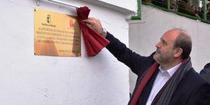 El vicepresidente en el partido de fútbol entre el CD Quintanar del Rey y el CD Illescas | Liberal de Castilla