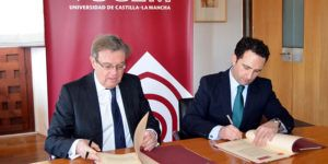 Firma del convenio | Liberal de Castilla