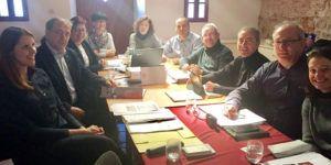 Imagen de la reunión | Liberal de Castilla