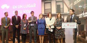 Inauguración del stand de castilla La Mancha en FITUR | Liberal de Castilla