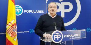 Juan Antonio De las Heras hoy en rueda de prensa 180117   Liberal de Castilla