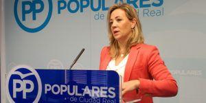 Lola Merino en rueda de prensa 250117 | Liberal de Castilla