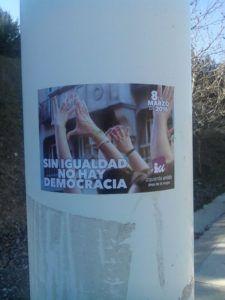 Pegatinas IU 2 | Liberal de Castilla