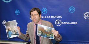 Robisco en rueda de prensa 170117 | Liberal de Castilla