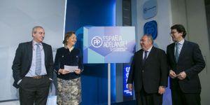 Tirado presentación Congreso PP 180117 | Liberal de Castilla