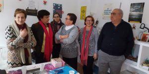 Visita asociación AMANECER | Liberal de Castilla