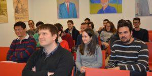 asistentes a la conferencia | Liberal de Castilla