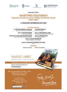 cartel presentacion libro | Liberal de Castilla