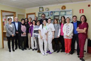 el consejero de Sanidad visita el centro de estancias diurnas de Alzheimer de Albacete   Liberal de Castilla