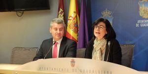 Nogueroles recuerda al PSOE que el Ayuntamiento de Guadalajara ya tiene sus propios planes de empleo
