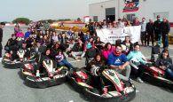 El Programa 'Somos Deporte' acerca el karting a jóvenes de entre 16 y 18 años de edad