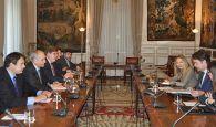 Bermúdez de Castro atiende las reivindicaciones de Cuenca, Soria y Teruel para combatir la despoblación