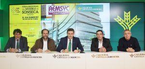 Caja Rural CLM proporciona 30 millones a los empresarios del mueble de Sonseca