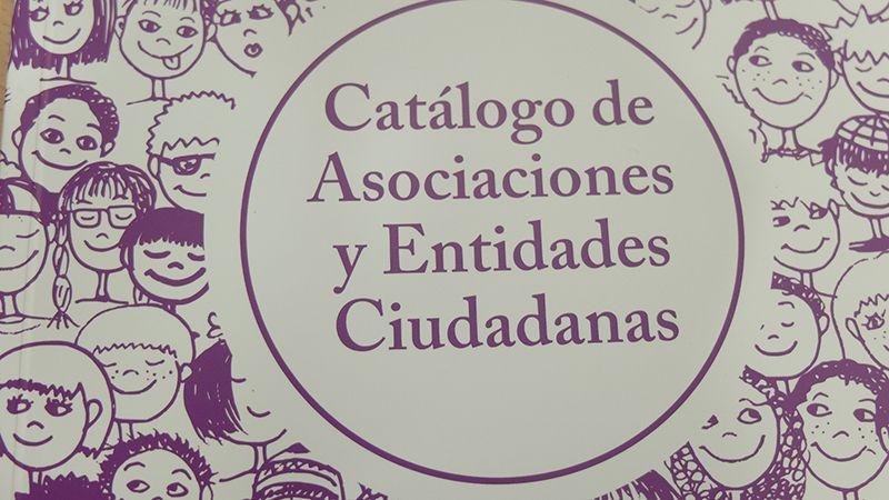 El Ayuntamiento de Guadalajara presenta el nuevo  catálogo de asociaciones y entidades ciudadanas  editado  por  Participación Ciudadana