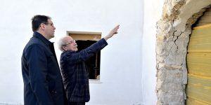 Diputación de Cuenca evita la desaparición de parte de la historia de Saelices con la recuperación de la Casa de los Martínez-Falero