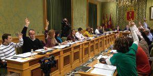 El Ayuntamiento de Cuenca aprueba la moción de C's en defensa del tren convencional