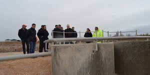 El Gobierno regional ha ejecutado casi 6 millones de euros en obras para mejorar y construir depuradoras en la provincia de Cuenca