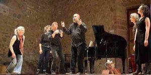 El Pósito acoge el preestreno del espectáculo 'La Poesía anda por las calles'