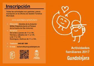 El sábado 25 de marzo nueva oportunidad para asistir en Guadalajara al taller familiar El árbol de Eva