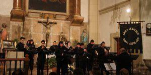 Este sábado, IV Certamen de Música Cofrade en Sigüenza