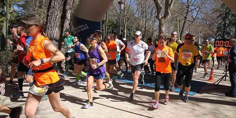 Miguel Angel Pezuela y Henar Fernández se imponen en la XIII Carrera Ciudad del Doncel