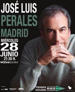 José Luis Perales girará por España y América con motivo del lanzamiento de su nuevo trabajo, 'Calma'