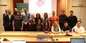 La Fundación Caja Rural Castilla-La Mancha entrena en optimismo inteligente a los emprendedores de 'Lazarus'