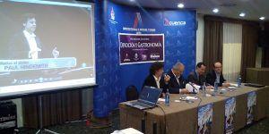 """Brillante conferencia de Cristóbal Soler en la VIII Jornada Cultural """"Devoción y Gastronomía"""""""