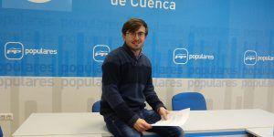 Pérez Osma lamenta que los representantes de Page en Cuenca desconozcan su Plan de Empleo
