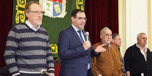 Prieto felicita a Vicente Caja por su nombramiento como nuevo presidente de la Mancomunidad de Pastos 'Sierra de Cuenca'