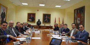 La Universidad de Castilla-La Mancha constituye el Consejo Asesor de Empresas
