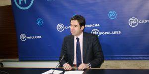 Robisco indica que el GPP presenta 232 enmiendas a los presupuestos para cambiar el rumbo de la región