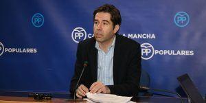 Robisco señala que el PP acude a su XIII Congreso Autonómico con ilusión y propuestas en torno al liderazgo de Cospedal