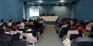 Unos 80 alcaldes y concejales de Cuenca asisten a las Jornadas de Transparencia en las Entidades Locales