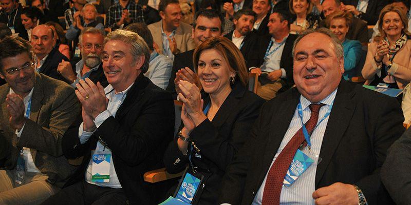 Tirado, igual; Robisco, nuevo portavoz  y 5 mujeres como portavoces adjuntas