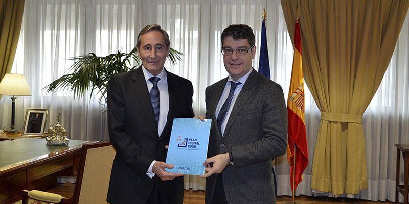 CEOE-Cepyme Cuenca aboga por desarrollar un programa de transformación digital