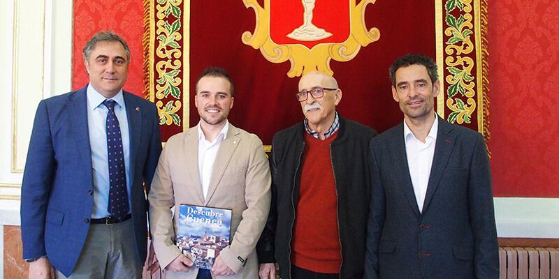 El Ayuntamiento de Cuenca homenajeará al conquense David Martínez por su trayectoria deportiva como tirador de Recorrido de Tiro