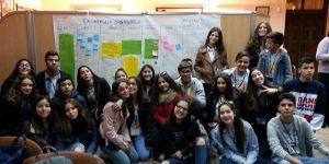 El Ayuntamiento de Alovera participa con el IES Carmen Burgos en el Intercambio de Erasmus+