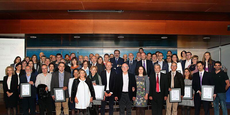 La Junta apoya la implantación de modelos de gestión de calidad como instrumento de mejora de la eficiencia del sistema sanitario público