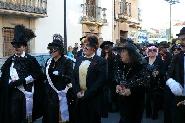 Raíces del Liberal. En el Carnaval de 1940 no salió nadie de sus casas. Vinieron los civiles y destituyeron al alcalde | Liberal de Castilla