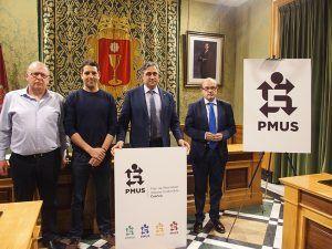"""El PMUS de Cuenca ya tiene un logo """"sencillo pero cargado de significado"""" con el que identificarse"""