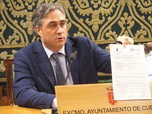 Mariscal achaca al PSOE el tener que devolver 355.000 euros por el carril bici al Estado